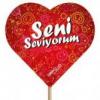 Seni Seviyorum Kalp +10,00 TL